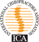 International Chiropractors Association (ICA) Logo