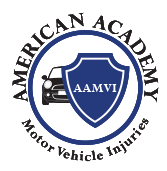 American Academy of Motor Vehicle Injuries (AAMVI) Logo